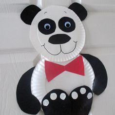 Panda Zie ook www.Activitheek.nl