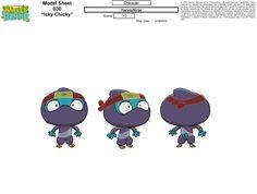 54 Melhores Imagens De Personagens Harvey Beaks Animation E