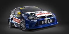 VolksMasters: Volkswagen Polo GTI World Rallycross Car Starts Te...