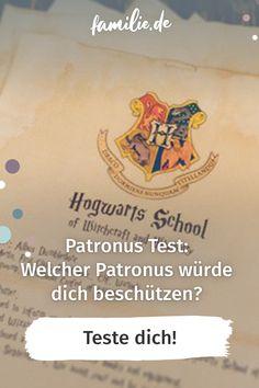 """""""Expecto Patronum!"""" Welcher Harry Potter-Fan würde nicht gerne wissen, welche Gestalt sein Schutzpatron annehmen würde. Mit diesem Patronus Test erfährst du es nun endlich. #harrypotter #machdentest #testedich #schutzpatron #patronus #expectopatronum"""