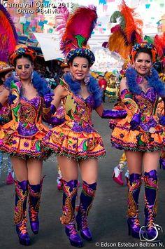 Carnaval de Oruro (Bolivia)