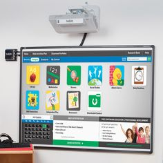 Hatch's Interactive Whiteboards preloaded with research-based early learning software. Software solution options include TeachSmart for ages 3-5 and CoreFocus for ages 3-8