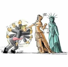 Yes, Justice and Liberty for all