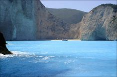 Paxi, a Greek Island in Ionian Sea