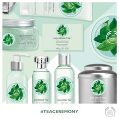 Did you know that with its detoxifying health benefits, green tea has been revered for over 400 years in social & cultural activities? Body Shop At Home, The Body Shop, Green Soap, Exfoliating Soap, Green Bodies, Tea Ceremony, Beauty Art, Fuji, Bottle