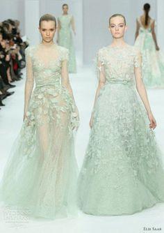 25 Trendy Pastel Wedding Gowns Ideas   Weddingomania