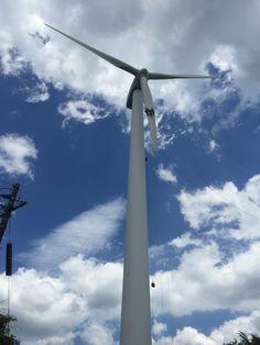 ウィンドパワーつくば風力発電所