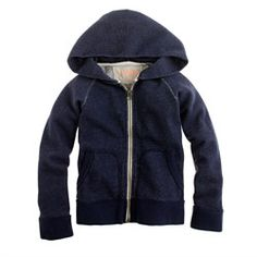 Toddler boys' french terry zip hoodie