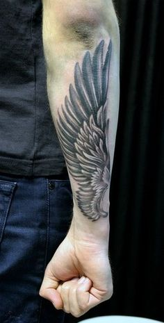 More wings