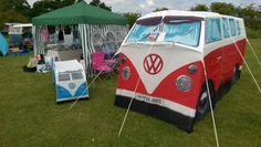 Dorset Campers 4 Hire Home Page