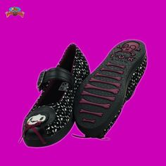 Attracted to those lovely Russian dolls? Check out this Russian Matryoshka Doll Mary Jane Plimmie Flats by T.U.K  at ruffnready.com.au #RuffnReadyaus #rockabilly #shoes #matryoshka #TUKFootwear