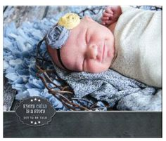 www.heritagemakers.com/4everphotos 24 x 20 wrapped canvas, template 106068 #baby #digiscrap