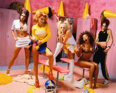 #spicegirls #90s #fashion #style #inspiration #flashback
