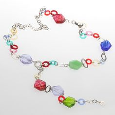 Antica Murrina convertible glass necklace/bracelet combo - GORGEOUS in person!
