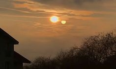 "Phenomenon ""Second Sun"" appears twice in the sky over Slovakia |UFO Sightings Hotspot"