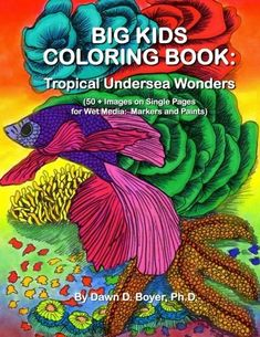 ENTER+TO+WIN+%21%21++a+copy+of+Tropical+Undersea+Wonders+Coloring+Book+by+Dawn+D.+Boyer%2C+Ph.D