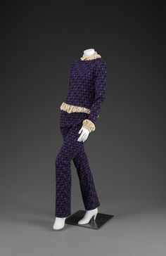 Jumpsuit  Rudi Gernreich, 1968  The Indianapolis Museum of Art