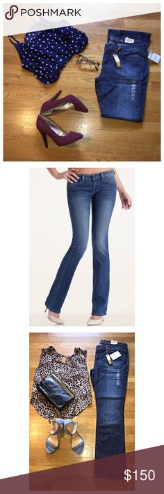 Guess Starlet Boot Cut Jeans (SOLD OUT at GUESS) Guess Starlet bootcut jeans in heartbreaker wash. SOLD OUT in stores and the perfect wardrobe addition! Size 31 SH (short), low rise, ultra slim fit and narrow boot cut. Cross- hatch wash, zip fly and contrast stitching. Brand new with tags! Bundle and save! 🎉🎉🎉🎉✨✨✨✨⭐️⭐️⭐️⭐️🤗 Guess Jeans Boot Cut