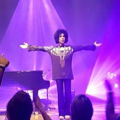 The One and Only Prince!