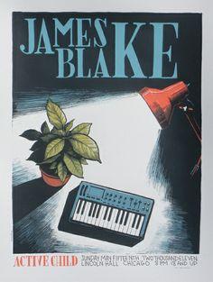 James Blake - Active Child