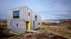 Fiscavaig Eco Home on the Isle of Skye by Rural Design Architects