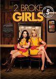 2 Broke Girls: The Complete Fifth Season [3 Discs] [DVD]