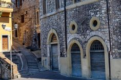 https://flic.kr/p/22X7AAy | Narni (Umbria, Italy), historic city | Narni (Terni, Umbria, Italy): typical streets of the historic town