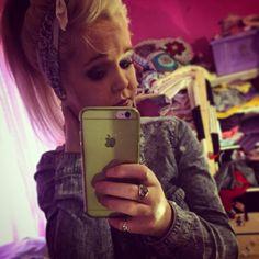 #happy #blonde #fashion
