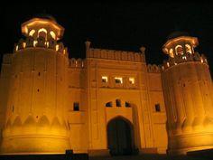 Shahi Qila (Royal Fort), Lahore
