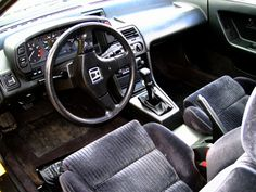 honda prelude dashboard - Google Search