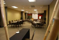 Durban Spa Conference Centre in Durban situated in the KwaZulu-Natal Province of South Africa.