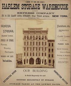 Harlem Storage Warehouse