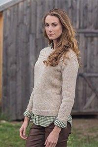 b3f8bdba4ca4ce Tucker Sweater Knitting Pattern Download