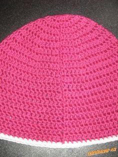 Háčkované čepičky - jak na rovný zadní šev Crochet Beanie Hat, Beanie Hats, Crochet Hats, Sewing, Knitting, Baby, Crocheting, Breien, Knitting Hats