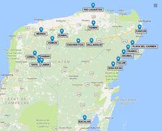 Mexique; visiter le Yucatan en 15 jours