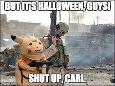 Best of Shut the F**k up Carl Memes Funny Army Memes, Army Humor, Crazy Funny Memes, Wtf Funny, Funny Cute, Really Funny, Funny Jokes, Carl Meme, Military Jokes