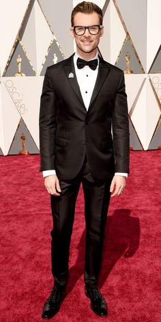 2016 Oscars Red Carpet Photos - Brad Goreski  - from InStyle.com