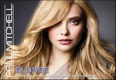 Illumina. Ripara e Ricostituisce i capelli biondi. Rendi splendente la tua capigliatura con la linea BLONDE by Paul Mitchell.