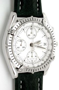 Foto 1, Hr-Breitling-Chronomat ST Shop! Fast-Neuzust. Portofrei, U1806
