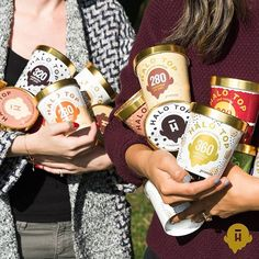 Grab Halo Top with both hands. If you get enough pints, the trip from the grocery store can become a workout.