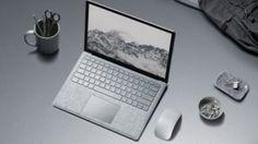 Microsoft Surface Laptop: Vollwertiges Notebook mit eingeschränktem Windows