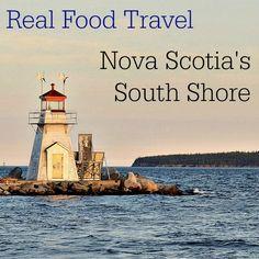 This post, Real Food Travel Nova Scotia South Shore, details many locavore restaurant options for healthy eating on a Nova Scotia vacation. Visit Nova Scotia, Atlantic Canada, Prince Edward Island, New Brunswick, Newfoundland, Oh The Places You'll Go, Food Travel, Real Food Recipes, Vacation
