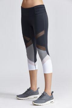 Sienna Capri Body Language Sportswear Clothing, Shoes & Jewelry : Women : Clothing : Active : gym http://amzn.to/2lL2x3Ehttps://www.bandier.com/sienna-capri?___store=default