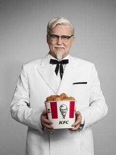 Norm MacDonald takes over for Darrell Hammond as KFC's Colonel Sanders Darrell Hammond, David Alan Grier, Norm Macdonald, Jim Gaffigan, Colonel Sanders, Twitter Bio, Tall Tales, Old Music, Saturday Night Live