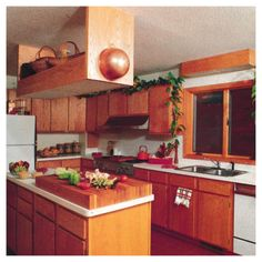 Kitchen Design and Decor, 1983
