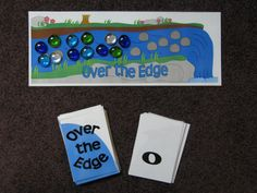 Music with Mrs. Dennis: Over The Edge: Music Game Assessing Rhythmic Durat...