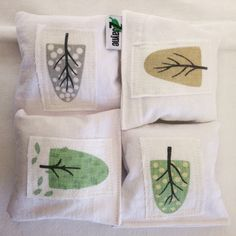 Handful of these sets of #fourseasons lavender sachets for the laundry and more left . .  Featured in Green Craft Magazine 2015