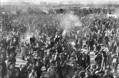 Plage d'Argeles : 1939