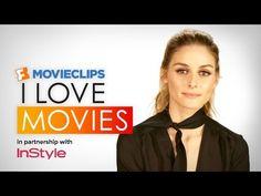 Olivia for Fandango's 'I Love Movies' Series | Olivia Palermo