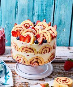 Trifle, Tiramisu, Cheesecake, Pudding, Baking, Ethnic Recipes, Sweet, Desserts, Kitchen